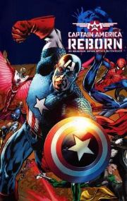 Captain America Reborn #6 1st First Print (2009) Marvel comic book